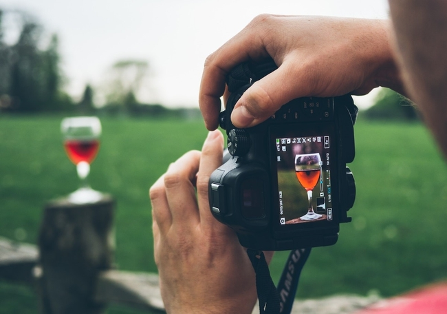 Things you need to become a photographer